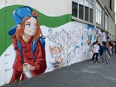 Graff - Photo of Tilly-la-Campagne