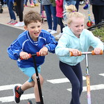 Gala Week Scooter races