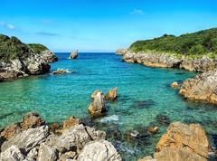 Playa de Buelna. Asturias.