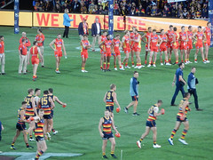 Guard of Honour from the Gold Coast