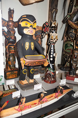 Totems and figures