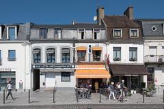 Montreuil sur Mer, down town - Photo of Estréelles