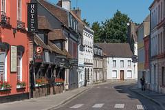 The Rue Pierre Ledent - Photo of Estréelles