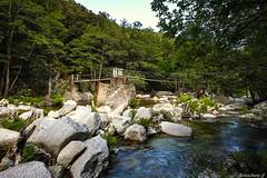 A passarella di Mughjulà  (vue depuis l'amont)