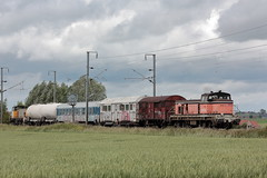 Brissonneau et Lotz 63847 - BB 664613 / Wallon-Cappel