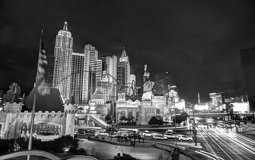 Vegas, the town that never sleeps