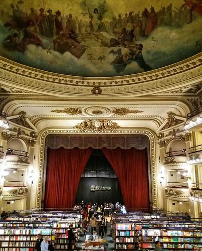 El Ateneo Grand Splendid, Recoleta.