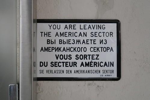 Rheineck - American Sector