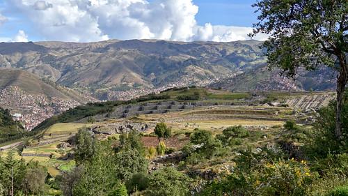 The Inca citadel of Sacsayhuaman