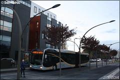 Mercedes-Benz Citaro G GNV - Semitan (Société d'Économie MIxte des Transports en commun de l'Agglomération Nantaise) / TAN (Transports en commun de l'Agglomération Nantaise) n°720