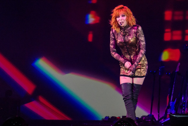 Mylene farmer tour 2019
