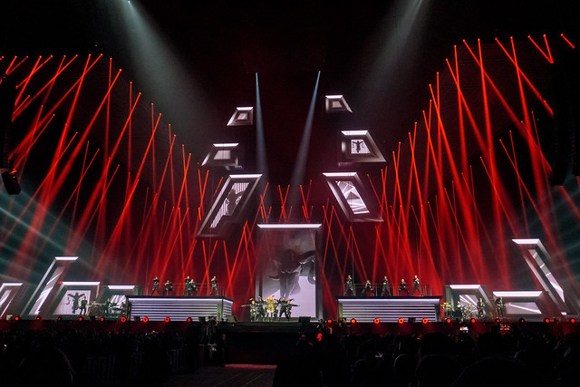 Mylène Farmer - Paris La Défense Arena, Paris (2019)