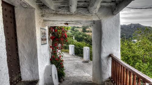 [0447] Capileira, Alpujarra Granadina.