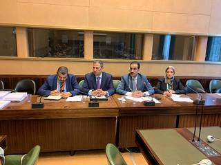 اجتماع لجنة التنسيق العربية