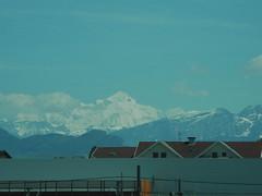 Le Mont Blanc / Монблан: 4810 мн