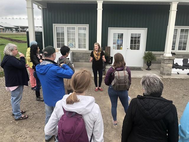June 2019 Food Influencer Farm Tour