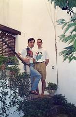 Viajes: Córdoba y Sevilla, 1992.