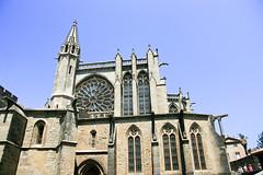 Basilique Saint Nazaire - Carcassonne - Photo of Carcassonne