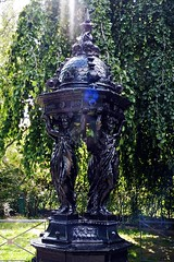 4 - Nogent-sur-Marne - Square du Vieux Paris - Fontaine