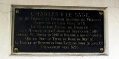 15 - Nogent-sur-Marne - Rue Watteau - Ici, fut le château royal de Beauté...