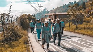 Caminata a la Acuarela - P.B. San Cristóbal
