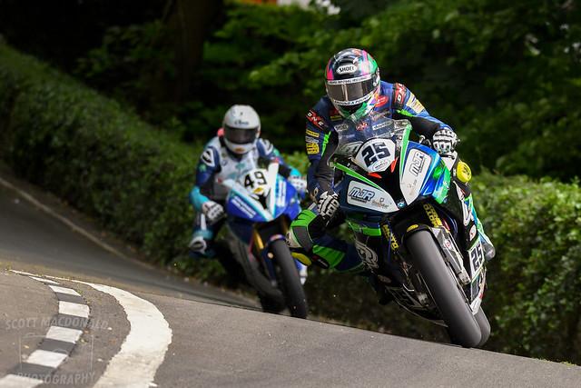 25. Michael Sweeny - MJR Racing
