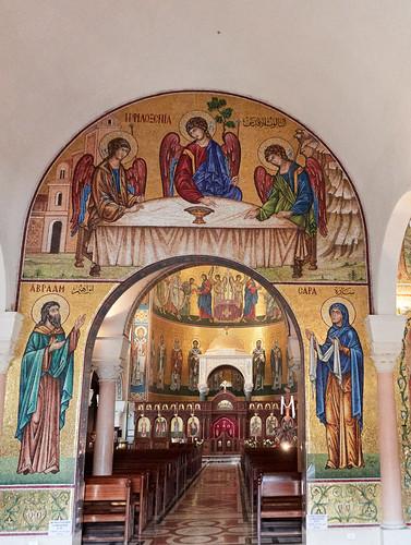 Església ortodoxa Sant Jordi, Beirut, Líban.