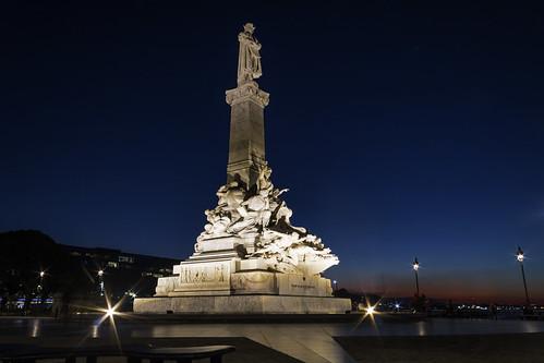 Monumento a Cristóbal Colón (Buenos Aires)