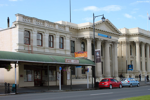 Empire Hotel Backpackers & ANZ, Oamaru