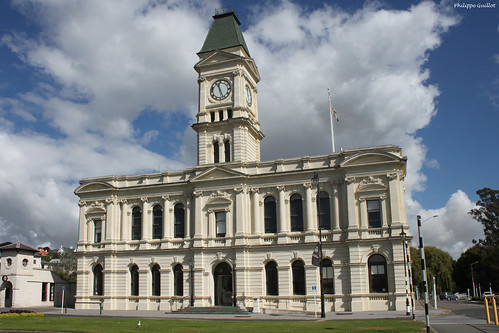 Waitaki District Council, Oamaru