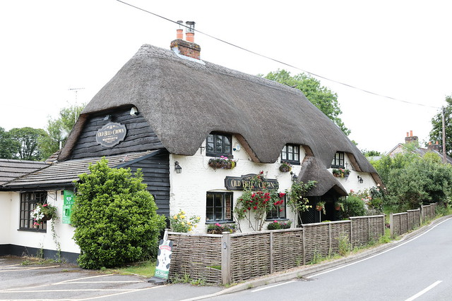 The Old Bell and Crown Hatherden Hampshire UK