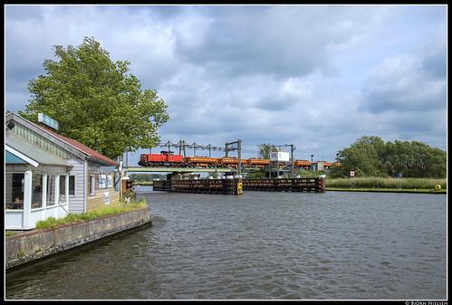 DB Cargo 6416, Leeuwarden