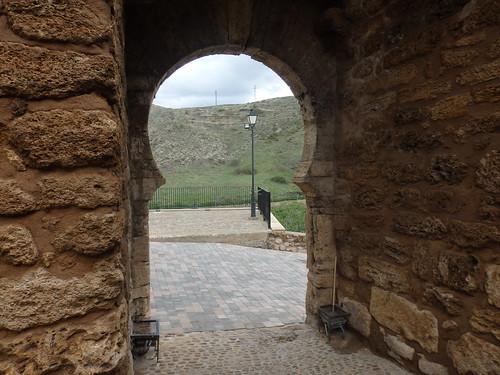 Puerta Califal - Ágreda (Soria)
