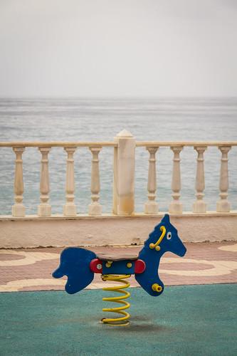 Spain - Almeria - Garrucha - Malecon Promenade