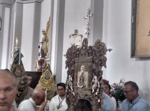 Acogida Sin Pecado Hermandad del Rocío  - junio 2019 - 03