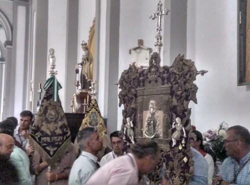 Acogida Sin Pecado Hermandad del Rocío  - junio 2019 - 05