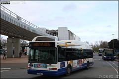 Heuliez Bus GX 317 GNV - Tisséo Voyageurs / Tisséo n°0516