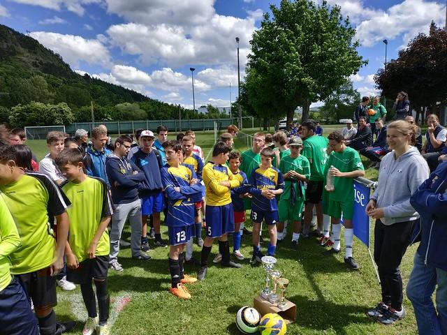 Championnat Régional de Foot à 7 Sport Adapté [jeunes] - zone Auvergne - plateau 4 - Brives-Charensac (43) - 12 juin 2019