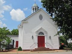 St. John's Episcopal Church, Chase City, Va
