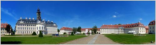 Das sächsische Versailles: Schloss Hubertusburg