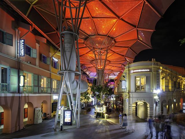 Clarke Quay Mall