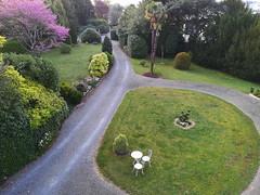 Bonito jardín en Saint-Senier-Sous-Avranches (Normandía)