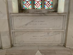 Founders Room Woodlawn Park North Mausoleum