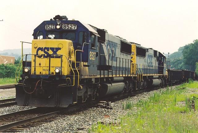 CSX McKeesport,PA