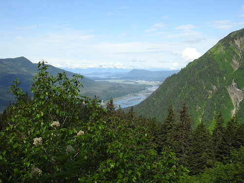 Mt. Juneau and Mendenhall