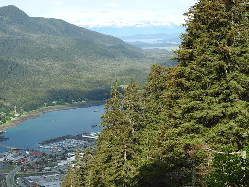 North Juneau from Mt. Roberts