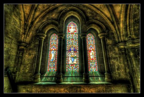 Dublin IR - Christ Church Cathedral 09