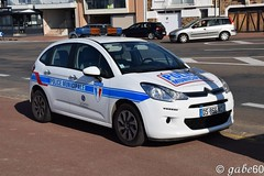 Police Municipale des Sables-d'Olonne