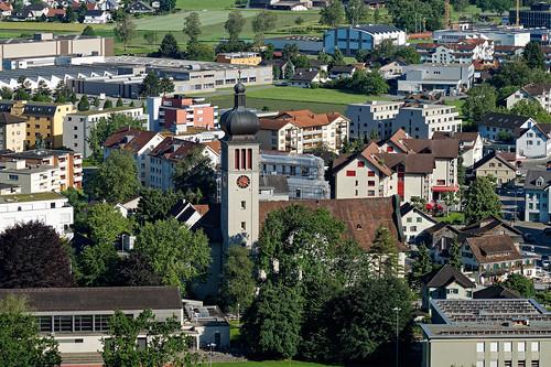 Maria Geburt, Au (St. Gallen)
