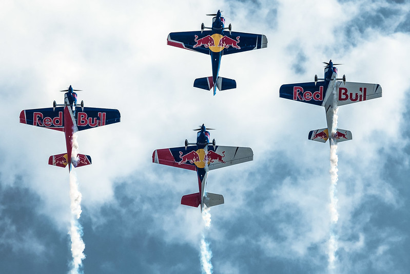 Red Bull Flying Bulls